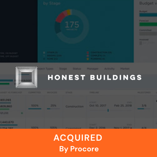 Honest Building logo and company image